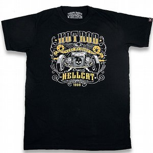 HOTROD HELLCAT T-SHIRT - EAT MY DUST