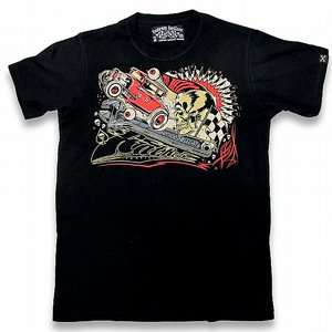 HOTROD HELLCAT T-SHIRT - RAT ROD