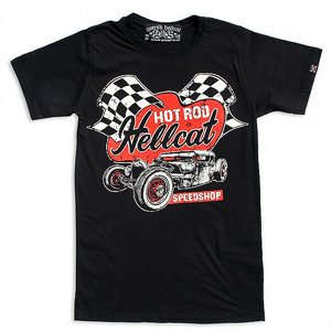 HOTROD HELLCAT T-SHIRT - SPEEDSHOP