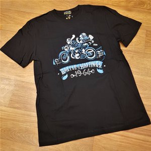 LA ROCKA T-SHIRT - BATTLE OF HASTINGS