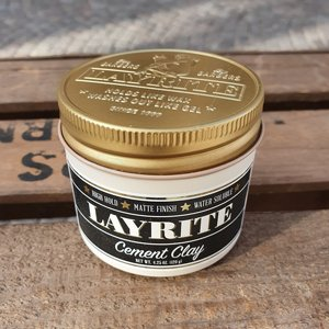 LAYRITE POMADE 120G - CEMENT CLAY