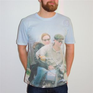 LETS RIDE T-SHIRT - LOVERS