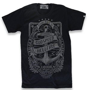 LIQOURBRAND T-SHIRT - ANCHOR II