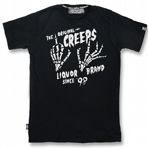 LIQOURBRAND T-SHIRT - CREEPS
