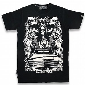 LIQOURBRAND T-SHIRT - CRUSIN