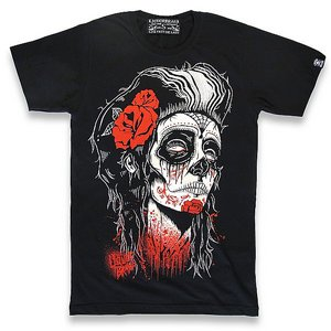 LIQOURBRAND T-SHIRT - GYPSY ROSE