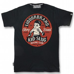LIQOURBRAND T-SHIRT - KID SLUG