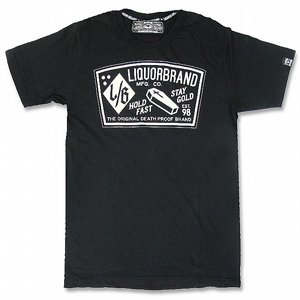 LIQOURBRAND T-SHIRT - ORIGINAL DEATH PROOF