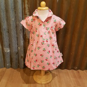 LITTLE FAIRY KIDS DRESS - ELLY ROS CHERRY ROSA