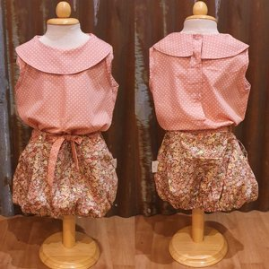 LITTLE FAIRY KIDS DRESS - SALLY PINK