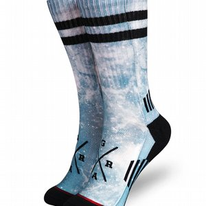 LOOSE RIDERS SOCKS - KOSMIC TEAL