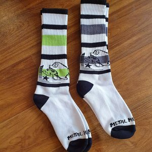 METAL MULISHA SOCKS - SKATE SOCKS