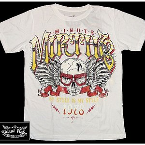 MINUTE MIRTH T-SHIRT - FORCE OF RIDE VIT