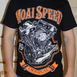 MOAI SPEED TSHIRT - 1969