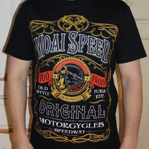 MOAI SPEED TSHIRT - OLD STYLE