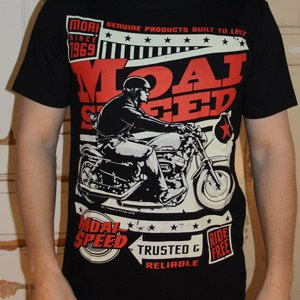 MOAI SPEED TSHIRT - RIDE FREE