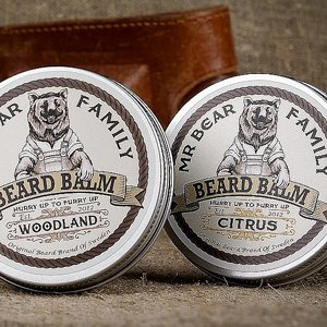 MR BEAR FAMILY - BEARD BALM CITRUS