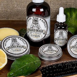 MR BEAR FAMILY - BEARD WASH CITRUS