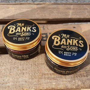 MR. BANKS AND SONS - POMADE