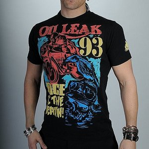 OIL LEAK T-SHIRT - 93
