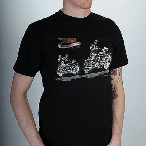 OIL LEAK T-SHIRT - BSA