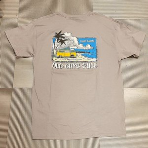 OLD GUYS RULE T-SHIRT - LIQUID ASSETS