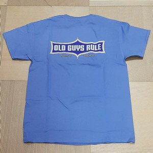 OLD GUYS RULE T-SHIRT - ORIGINAL