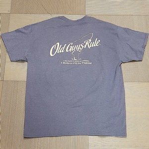OLD GUYS RULE T-SHIRT - BELLEVE IN 3 thumbnail