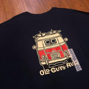 OLD GUYS RULE TSHIRT - VAN