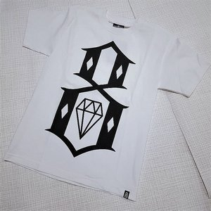 REBEL 8 T-SHIRT - LOGO VIT