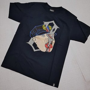 REBEL 8 T-SHIRT - POLICE FAIL