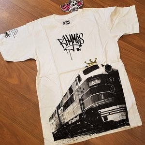 RHYMES TEE - TIME FOR GRAFFITI