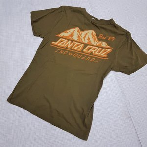 SANTA CRUZ T-SHIRT - MOUNTAIN