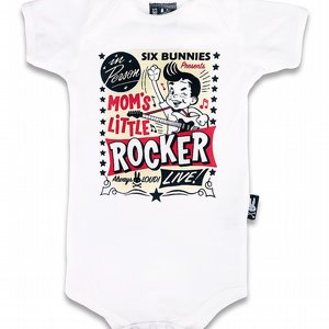 SIX BUNNIES BODY - MOM´S LITTLE ROCKER