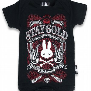 SIX BUNNIES BODY - STAY GOLD