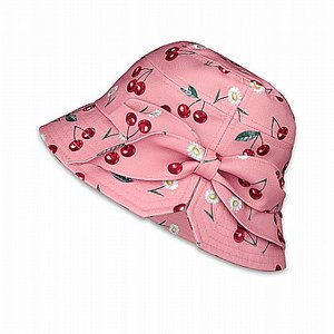 SIX BUNNIES HATT - DAISY CHERRY