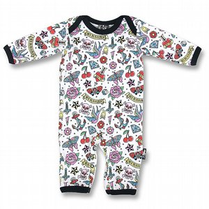 SIX BUNNIES PYJAMAS - CUTE FLASH