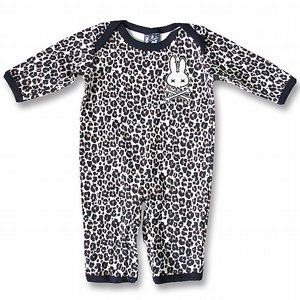 SIX BUNNIES PYJAMAS - LEOPARD