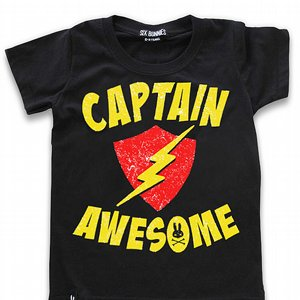 SIX BUNNIES T-SHIRT - CAPTAIN AWESOME