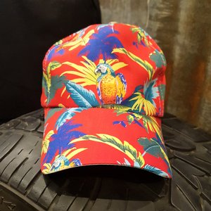 SNAPBACK - HAWAII RÖD