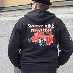 SPEEDY MIKE BRODERAD HOOD - ROD PICKUP