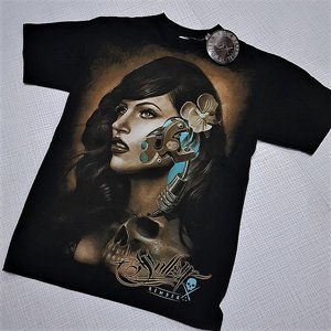 SULLEN T-SHIRT - TATTOO GIRL