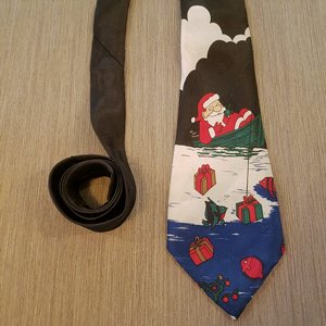 SWEET CO. SLIPS - OLD SYLE SANTA