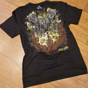 TATTOO TEE - DEMON SKULL