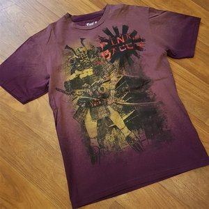 THE FINAL BATTLE TEE - SAMURAI WARRIOR
