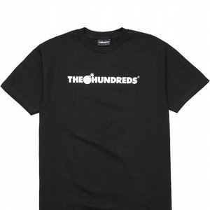 THE HUNDREDS T-SHIRT - FOREVER SVART