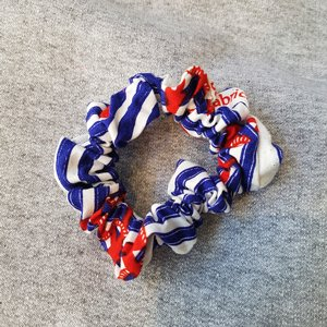 TIKI SCRUNCHIES - SAILER NAVY