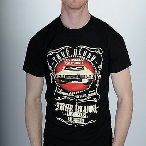 TRUE BLOOD T-SHIRT - CALIFORNIA