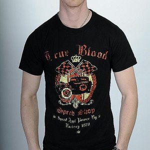 TRUE BLOOD T-SHIRT - SPEED SHOP