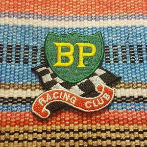 TYGMÄRKE - BP RACING CLUB